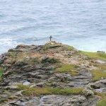 Steinkreuz bei Malin Head