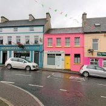 Einkaufen in Carndonagh, Donegal