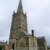 St Columb's Cathedral in Derry /Londonderry, Nordirland