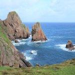 Steilküste von Tory Island