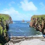 Kleiner Strand auf Tory Island