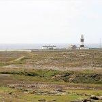 Nach dem Tory Island Lighthouse kommt der offene Nordatlantik