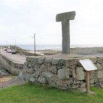 T-Kreuz Tory Island