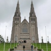 St Patrick's Cathedral, Armagh in Nordirland
