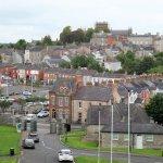Blick über Armagh, Nordirland