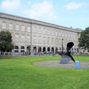 Trinity College, Book of Kells, Dublin