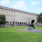 Trinity College, Book of Kells, Dublin