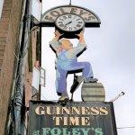 Hier gibt es Guinness