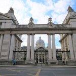 Government Buildings, Merrion Street, Dublin