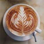 Cappuccino bei