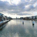 Blick über den Liffey, Dublin