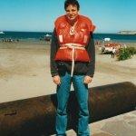 Whale Watching, Halbinsel Valdes, Argentinien 2000