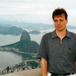 Blick auf den Zuckerhut, Rio de Janeiro 2000