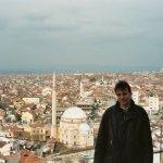 Über den Dächern von Prizren, Kosovo 2003