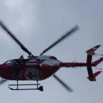 Rettungsflieger über Bern, Schweiz 2005