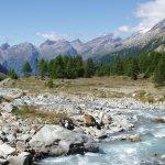 Wandern im Lötschtal, Schweiz 2005