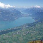Thuner See - Blick vom Niesen, Schweiz 2005