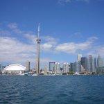 Toronto Skyline, Kanada 2006
