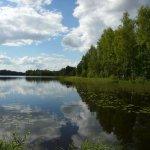 See bei Kuopio, Finnland 2008