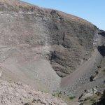 Krater des Vesuvs, Italien 2009