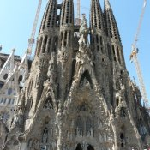Sagrada Família, Barcelona, Spanien 2009