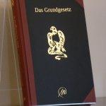 Das Grundgesetz im Schloss Bellevue, Berlin 2013