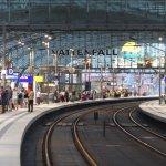 Berlin Hauptbahnhof, 2013