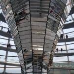 Reichstagskuppel, Berlin 2016