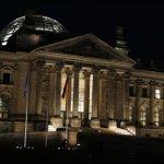 Reichstag bei Nacht, Berlin 2016
