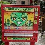 Kunstautomat, Berlin 2017