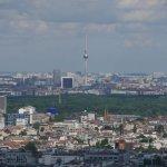 Berlin-Blick vom Funkturm, 2017